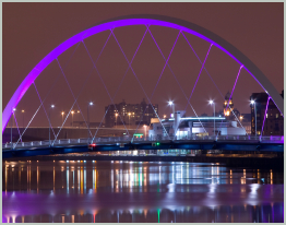 The Clyde Arc, Glasgow