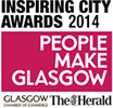 Inspiring city awards 2014