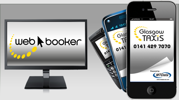Web Booker and Android App