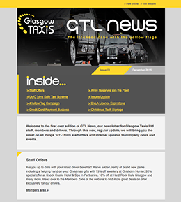 GTL news issue 01