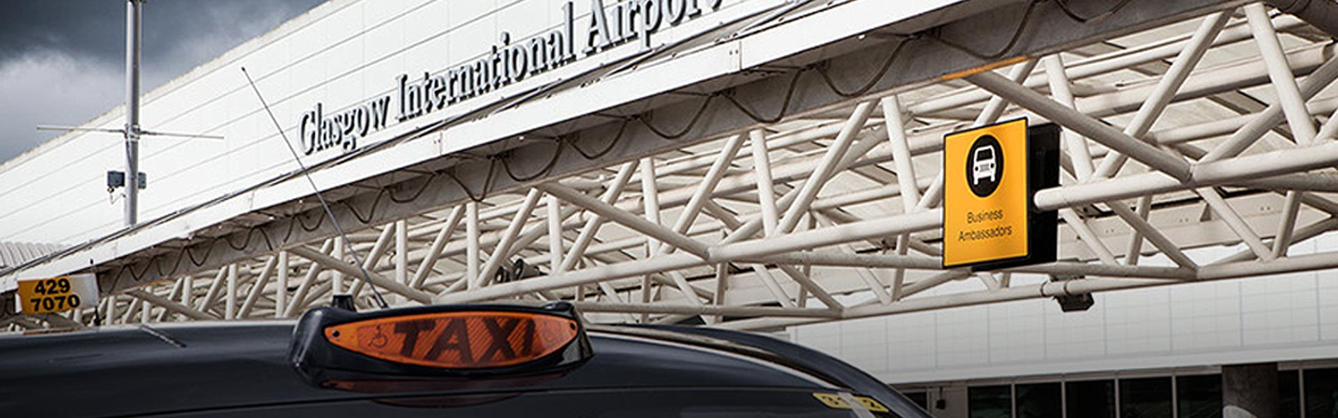 Airport Taxis Glasgow International Airport Glasgow Taxis